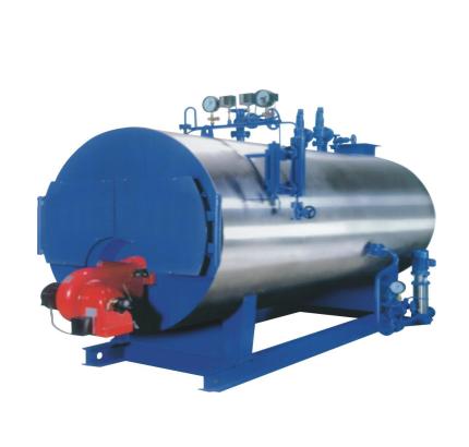 环保燃气锅炉加热设备