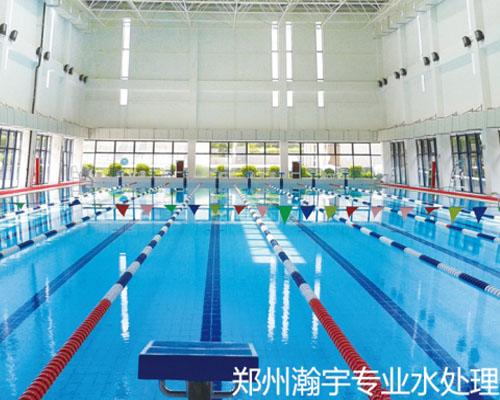 郑州瀚宇为湖南百姓健身建造泳池案例