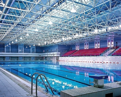 湖南临湘夏宫游泳健身俱乐部
