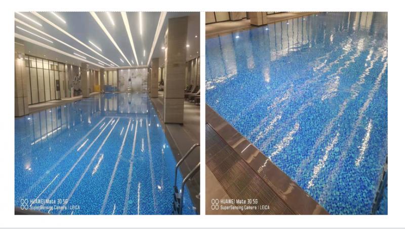 建业室内游泳馆